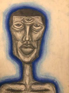 Funny Drawings, Art Drawings Sketches, Pretty Art, Cute Art, Arte Punk, Psychedelic Drawings, Hippie Painting, Trash Art, Indie Art