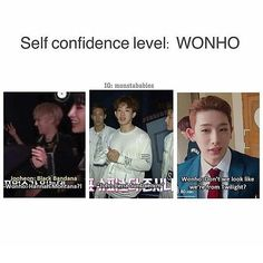 I think we have an american boy here Monsta X Wonho, Shownu, Jooheon, Hyungwon, Kihyun, K Pop, Monsta X Funny, Sungjae Btob, Prince Charmant