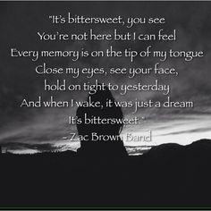 """Bittersweet"" - Zac Brown Band #bittersweet #zbb #zacbrownband"