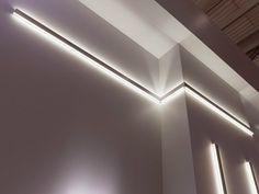 MILLELUMEN ARCHITECTURE Perfil para iluminación lineal by millelumen diseño Dieter K. Weis