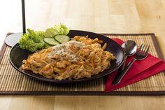Ahány Pad Thai, annyi szokás. Hazánkban talán ez a legismertebb thai étel.