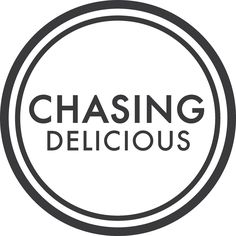Welcome to Chasing Delicious