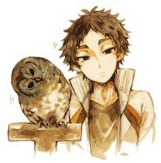 Bokuto X Akaashi, Haikyuu Kageyama, Haikyuu Funny, Haikyuu Anime, Cute Panda Drawing, Manga Cute, Haikyuu Characters, Bokuaka, Anime Angel