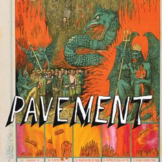 Qurantine the Past by Pavement