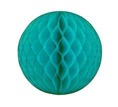 Honeycomb Ball teal