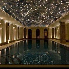 Heavenly pool
