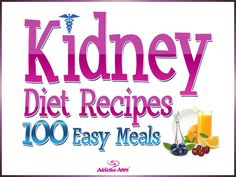 Take a chance today ... and try this program ... you won't regret it when you reverse your kidney disease or impaired kidney function Dialysis Diet, Kidney Dialysis, Renal Diet, Pkd Diet, Healthy Kidneys, Kidney Friendly Foods, Kidney Recipes, Kidney Foods, Davita Recipes