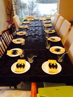 Batmanparty, barneselskap