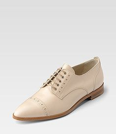 AGL shoes derby beige