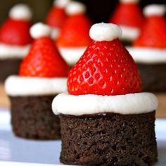 Little Christmas cakes