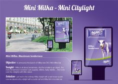 Milka Mini: Calf     Mini Milka. Maximum tenderness.  Advertising Agency: Saatchi, Ukraine