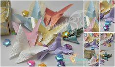Midsummer Night's Dream Mix 25 piece Origami by PaperButterfliesM, £7.00