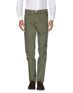 DIRK BIKKEMBERGS Men's Casual pants Military green 32 jeans