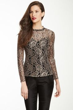 Nomino Lace Blouse by Ted Baker on @HauteLook
