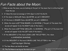 Moon Facts, Madhubani Art, Moon Phases, Stars And Moon, Things To Know, Astrology, Reflection, Earth, Ganesha