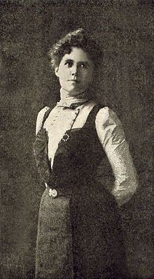 "Helen churchill candee 1901.jpg...titanic survivor and inspriration for ""rose"".....wikipedia"