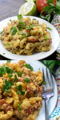 Mexican Mac and Cheese Super cheesy taco mac and cheese! Love that this one is made in the crockpot!Super cheesy taco mac and cheese! Love that this one is made in the crockpot! Slow Cooker Tacos, Slow Cooker Recipes, Crockpot Recipes, Cooking Recipes, Healthy Recipes, Mexican Mac And Cheese, Cheesy Mac And Cheese, Cheese Taco, Cheese Buns
