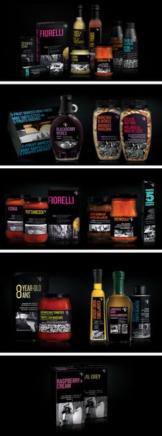 Black Label packaging
