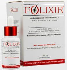 Folixir Serum.