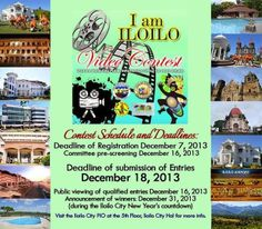 I am ILOILO Video Contest Entries (30 Sec Category) | Iloilo Dinagyang 2014  #dinagyang2014 #dinagyang #iloilo