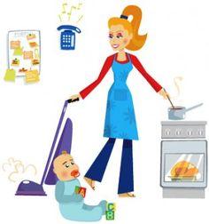 Sapete che una mamma lavora gratis per 8760 ore