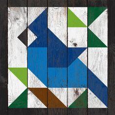 Bird Quilt Blocks, Quilt Blocks Easy, Easy Quilts, Block Quilt, Amish Quilts, Star Quilts, Barn Quilt Designs, Barn Quilt Patterns, Quilting Designs