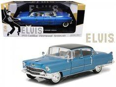 A.S.S NEU GreenLight 1//64 Cadillac Fleetwood 1955 Elvis Presley Hollywood Series