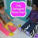 Make An Easy Bonus Chair for Dolls
