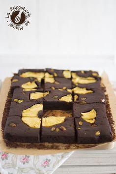 Brownie de Piña