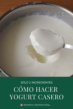 This Amazing Crockpot Yogurt Is Surprisingly Easy To Make Homemade Yogurt Recipes, Homemade Cheese, Milk Recipes, Mexican Food Recipes, Cooking Recipes, Kombucha, Arroz Recipe, Healthy Gluten Free Recipes, Love Food