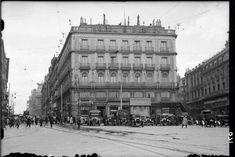 Puerta del Sol. Hotel París, 1930.