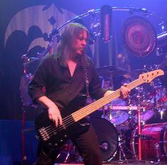 """Eddie Jackson of """"Queensrÿche"""""""