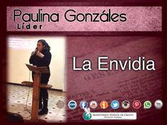 La envidia. Paulina Gonzáles