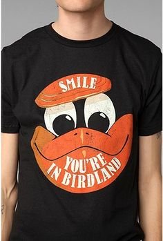 UrbanOutfitters MLB Baltimore Orioles Tee