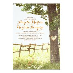 Country Wedding Invitations, 28,000+ Country Wedding Announcements & Invites