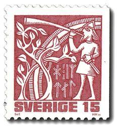 "Sweden 15ö ""Heimdall"" 1981, Martin Mörck sc."