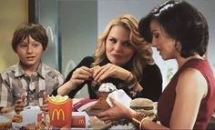 regram @hell_load_of_swanqueen Lovely family meal! I need a maccies right now!!! (Take credit if yours) ΠTagsΠ  #swanqueenisendgame #swanmills #swanqueen #morrilla #lanaparrilla #jennifermorrison #vivalaswanqueen #darkswanqueen #saviorqueen #queensavior #queenswan #ouat #lesbian