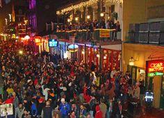 Mardi Gras @ Bourbon Street
