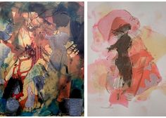 AA Newsletter 2016 LEFT TO RIGHT: Johannes du Plessis, Saint and the Angel, Mixed media on archival paper; Johannes du Plessis, Girl's Dream, Mixed media on archival paper. Girls Dream, Mixed Media, Angel, Digital, Paper, Painting, Art, Art Background, Angels