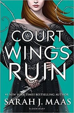 Best Book Young Adult Fantasy: A Court of Thorns and Roses 3. A Court of Wings and Ruin: Sarah J. Maas: Fremdsprachige Bücher - Werbung #BestBook #BesteBücher #EnglischeBücher #Fremdprachigebücher #Fantasy #Jugendbuch #Romance #Romantik