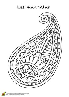 mandala-a-imprimer-pour-les-grands-36 #mandala #coloriage #adulte via dessin2mandala.com