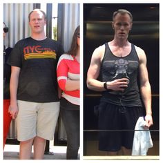 "M/29/6'2"" [276>190=86lbs 3 years] 30%BF to 8.7%BF - Afraid to admit that I was wearing male spanks in the first picture. Thank you for sending this though. Well done!!! To everyone out there YOU CAN ACHIEVE YOUR FITNESS GOALS FASTER --> http://ift.tt/1RAWfxw - Lean Republic bring you the very best and the latest health fitness and wellness products on the market. Get the inside scoop and enhance your lives with state of the art affordable technology. Join our community now - Why join Lean…"