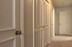 How to turn a flat door into a raised panel door
