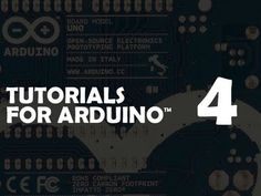 Tutorial 01 for Arduino: Getting Acquainted with Arduino - YouTube