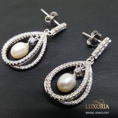 Pearl & 925 Silver Jewellery NZ earrings.  https://www.stylabs.co.nz/shop.aspx?product=12783