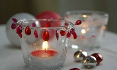 Christmas candles - Craft - Your Home Online