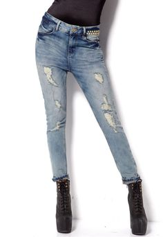 Zippa Jeans - VILA - New Fashioned