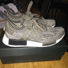 wholesale dealer cacbc b5eaf adidas Shoes   Adidas Nmd Trace Cargo Mens Shoes Brand New   Color  Green    Size  10