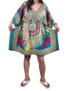 Mogul Bohemian Kaftan Dresses Blue Short Caftan Cover up Tunic Beach Dress Mogul Interior http://www.amazon.com/dp/B0136HN8V6/ref=cm_sw_r_pi_dp_H5w0vb161JR2E