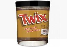 Spreadable Twix Exists   Foodiggity